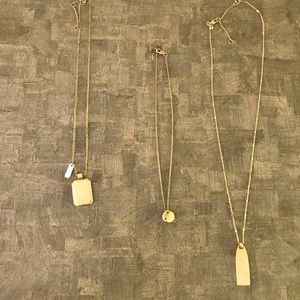 Madewell Necklace Set